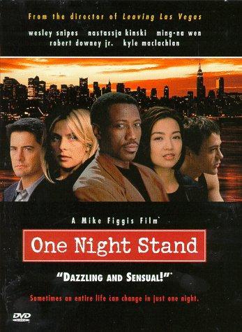 One Night Stand kapak