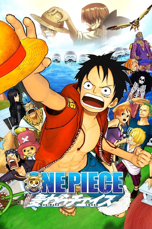 One Piece 3D: Mugiwara cheisu kapak