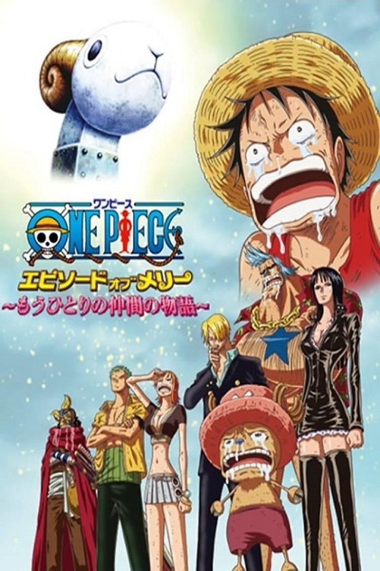 One Piece: Episode of Merry - Mou Hitori no Nakama no Monogatari kapak