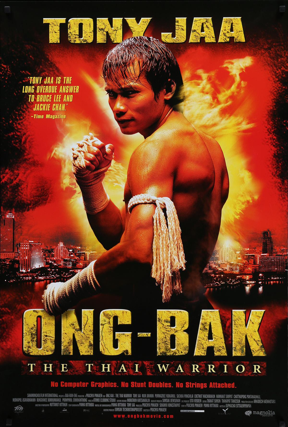 Ong-Bak: The Thai Warrior kapak