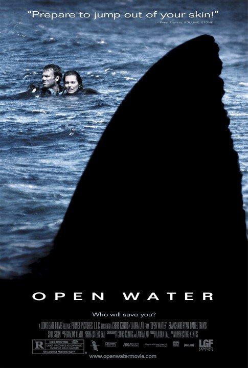 Open Water kapak