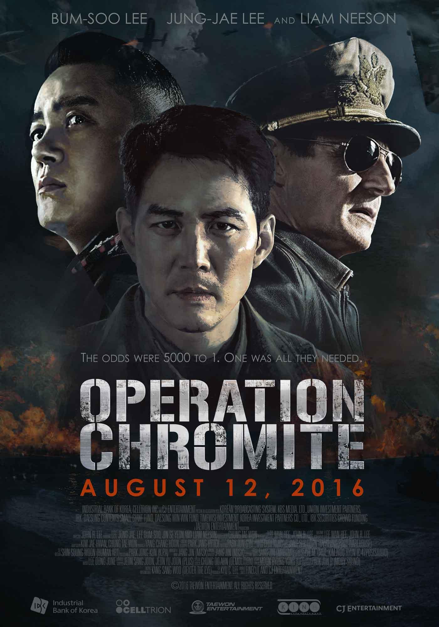 Battle for Incheon: Operation Chromite kapak