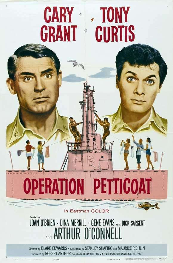 Operation Petticoat kapak