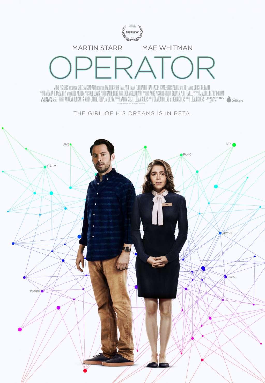 Operator kapak