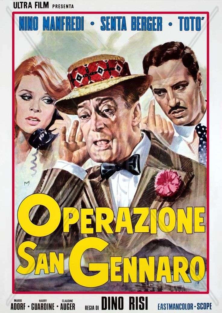 The Treasure of San Gennaro kapak