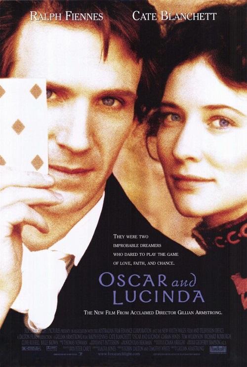 Oscar and Lucinda kapak