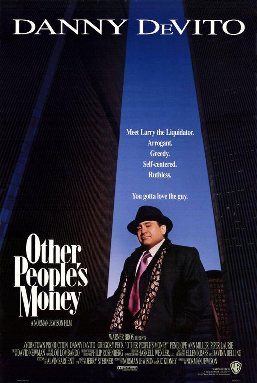 Other People's Money kapak