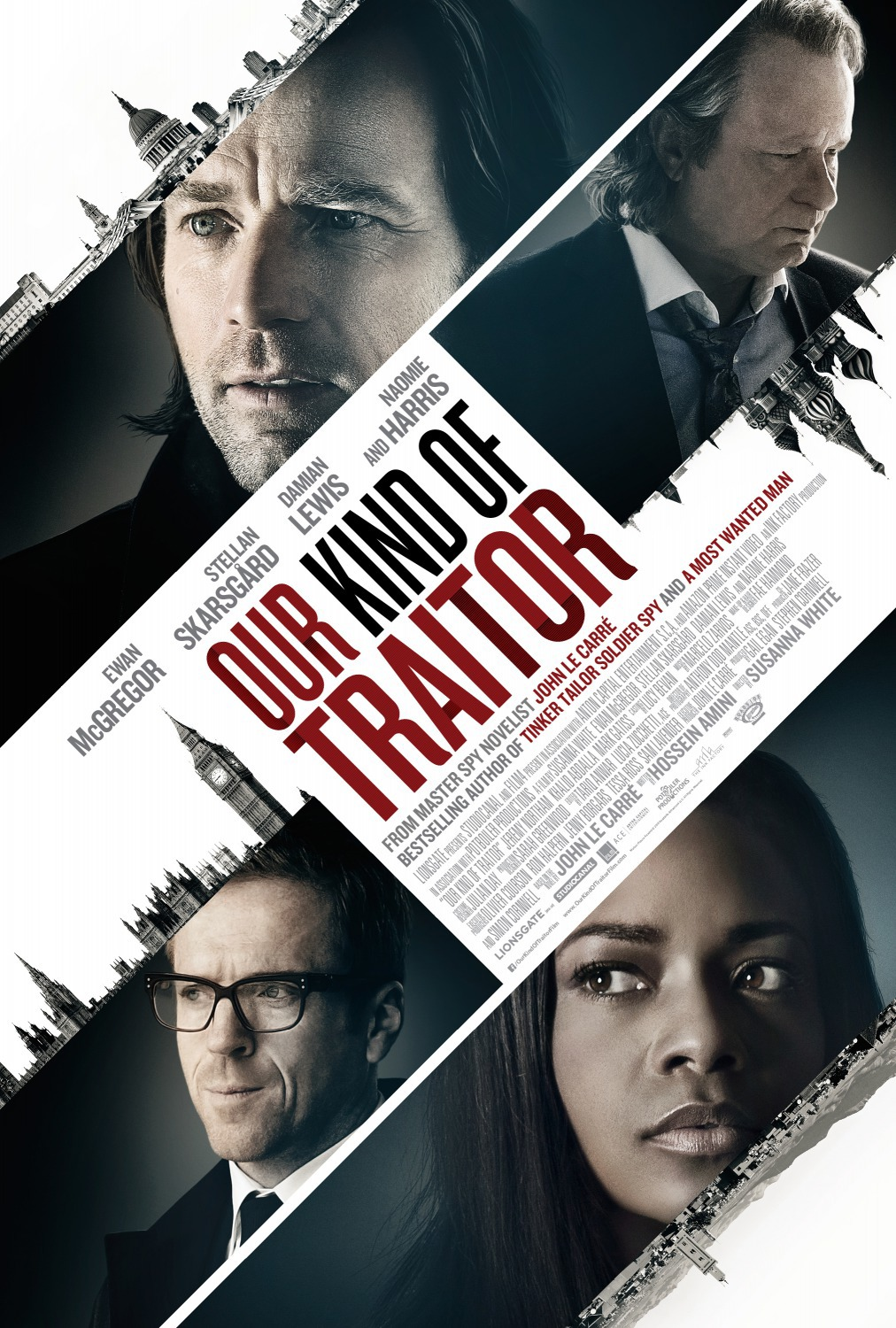 Our Kind of Traitor kapak