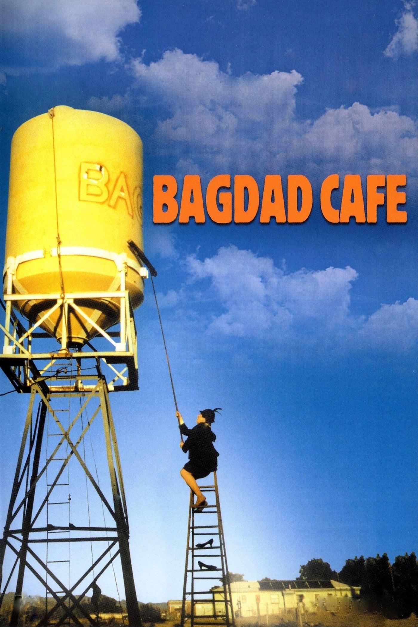 Bagdad Cafe kapak
