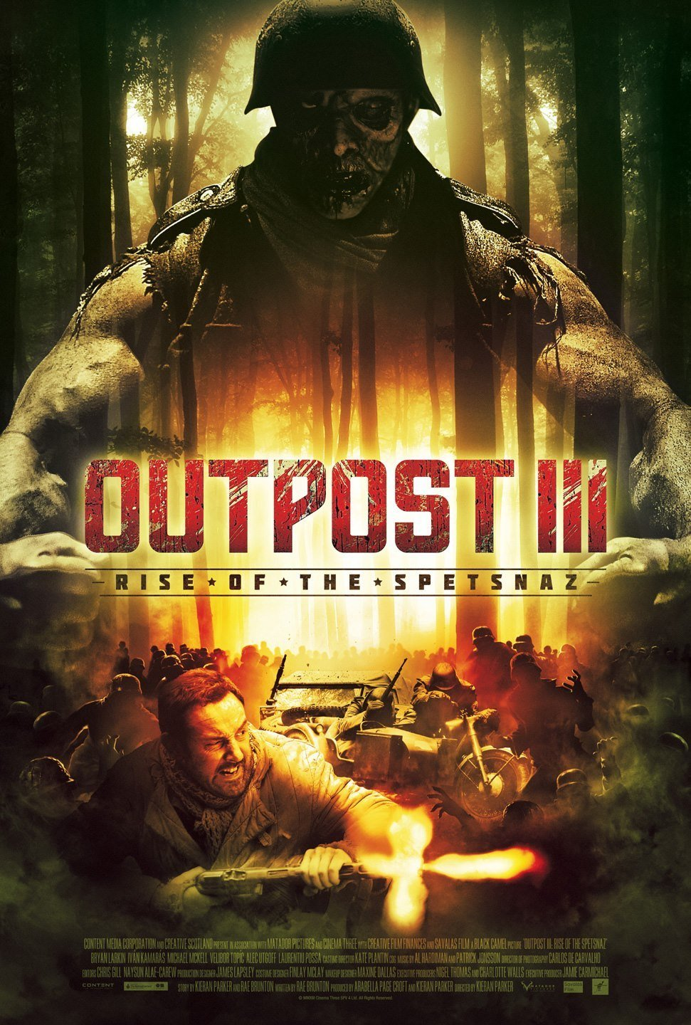 Outpost: Rise of the Spetsnaz kapak
