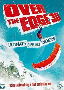 Over the Edge: Ultimate Speed Riders kapak