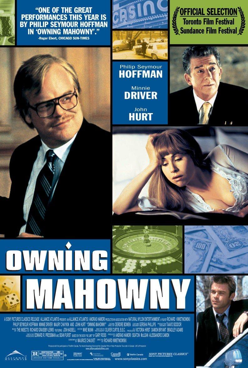 Owning Mahowny kapak