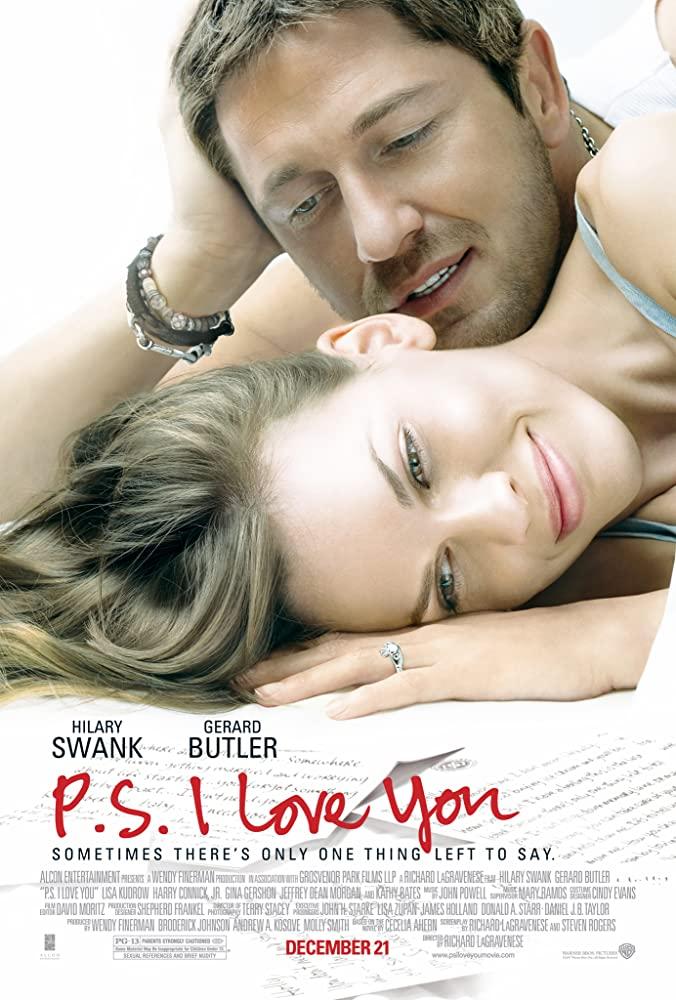 P.S. I Love You kapak