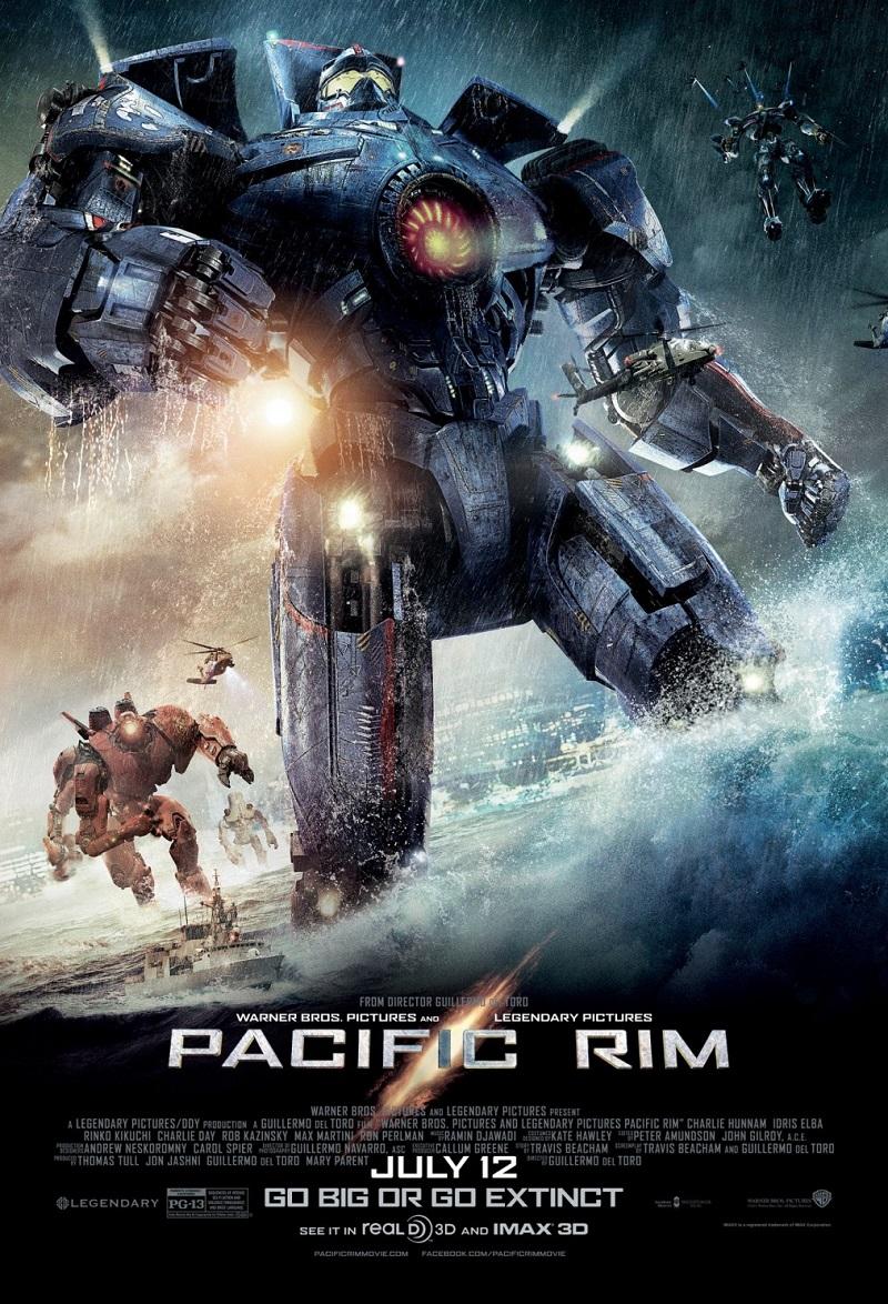Pacific Rim kapak