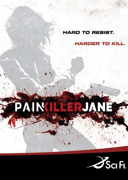 Painkiller Jane kapak