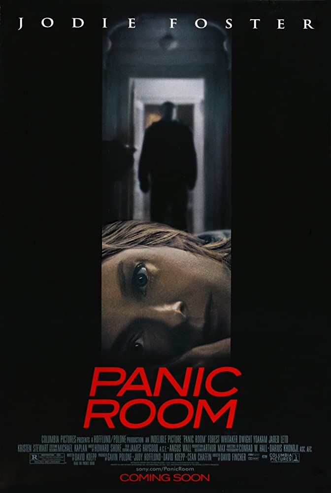 Panic Room kapak