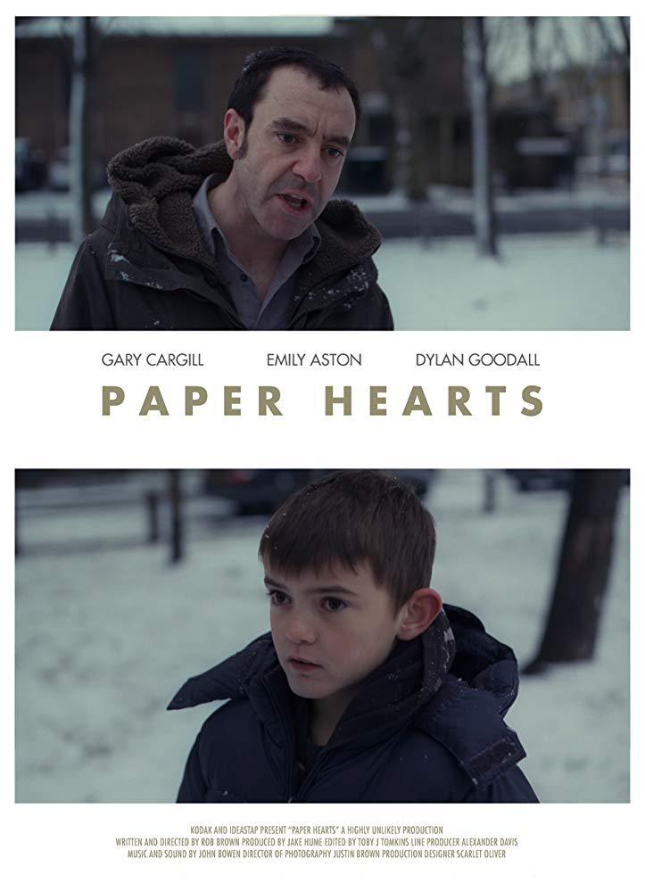 Paper Hearts kapak