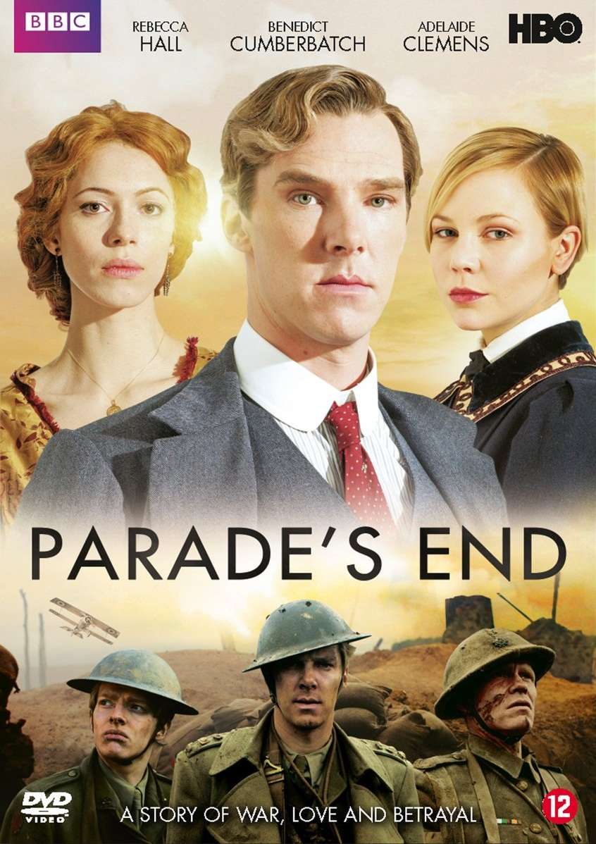 Parade's End kapak