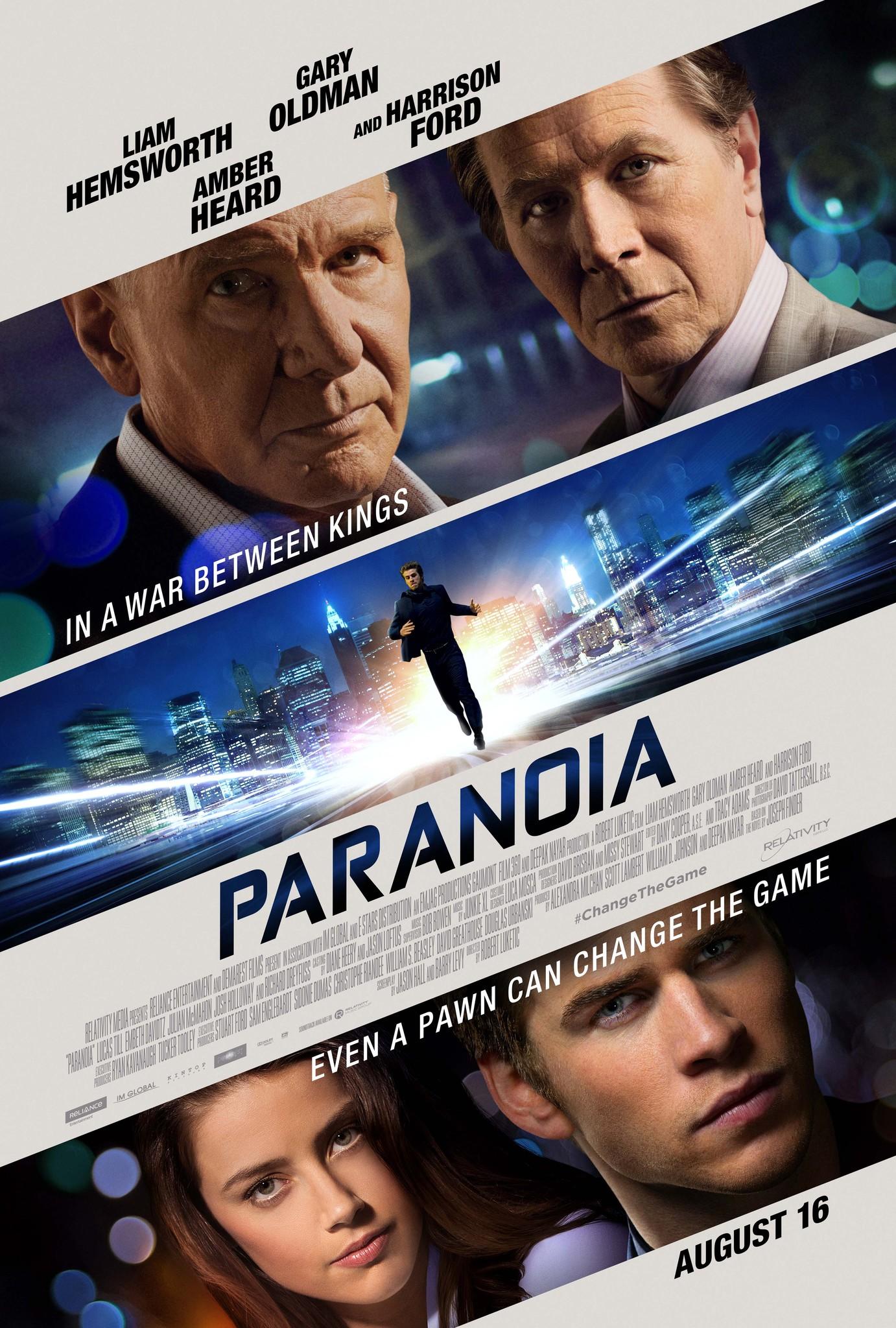 Paranoia kapak