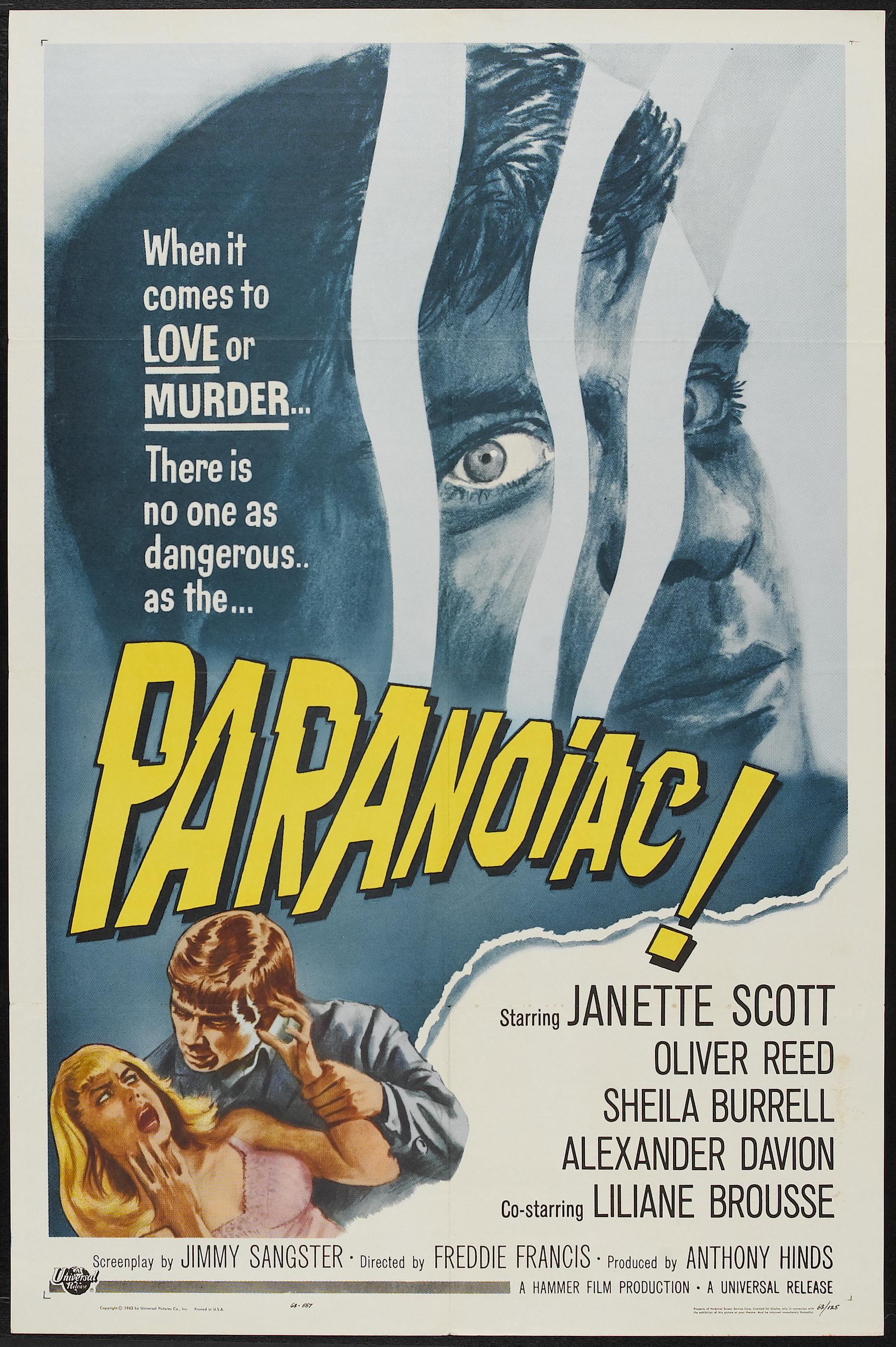 Paranoiac kapak