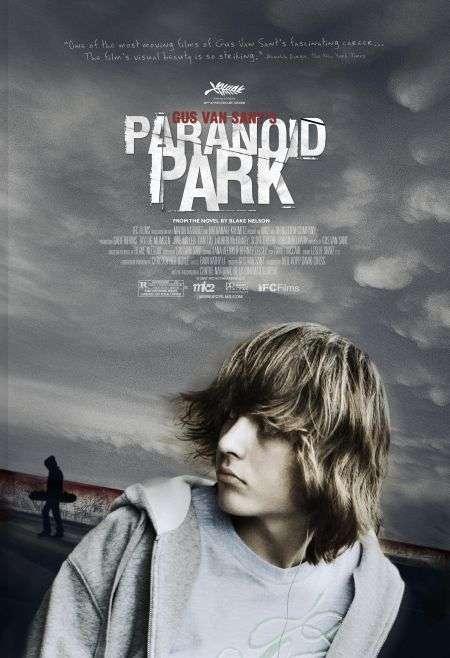 Paranoid Park kapak