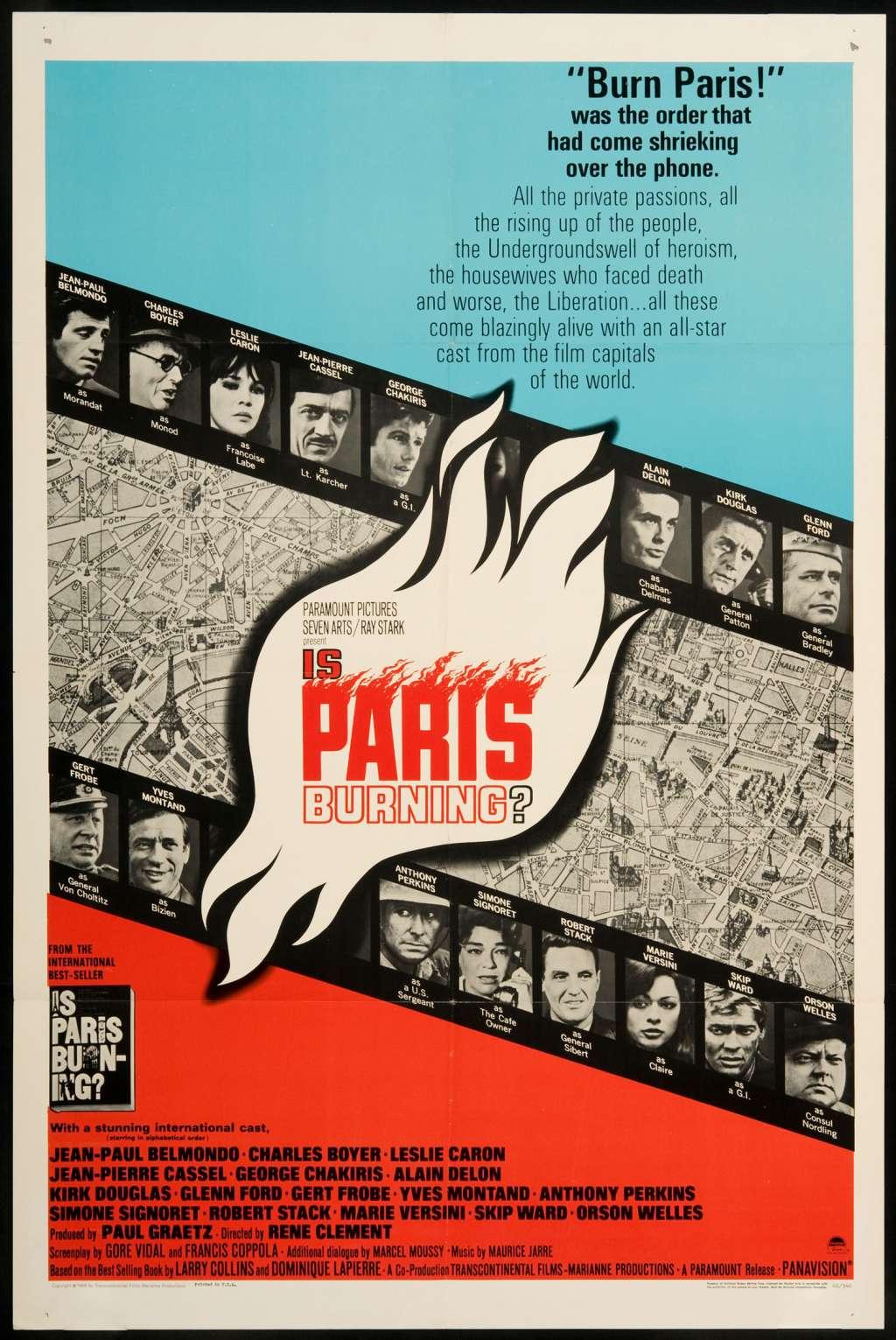 Is Paris Burning? kapak
