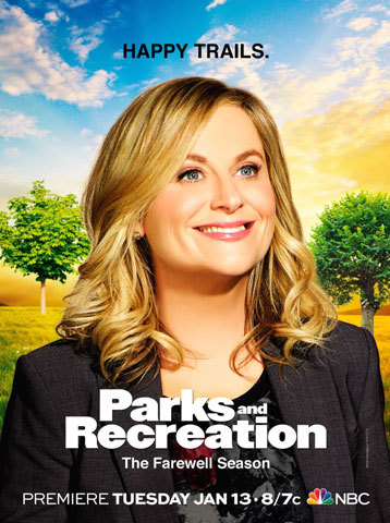 Parks and Recreation kapak