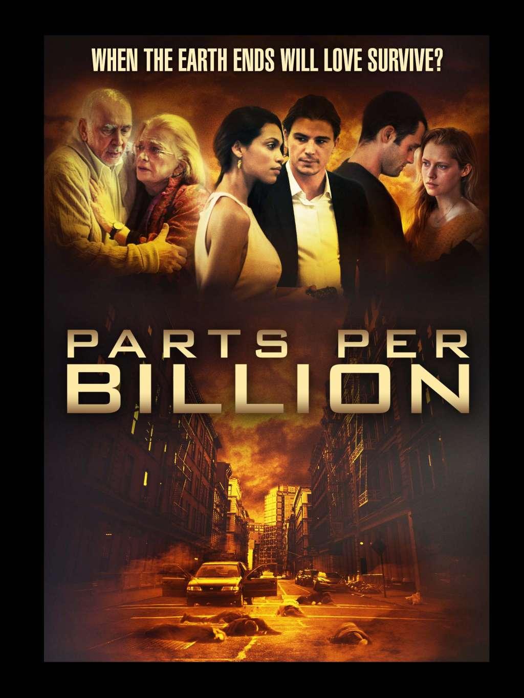 Parts Per Billion kapak
