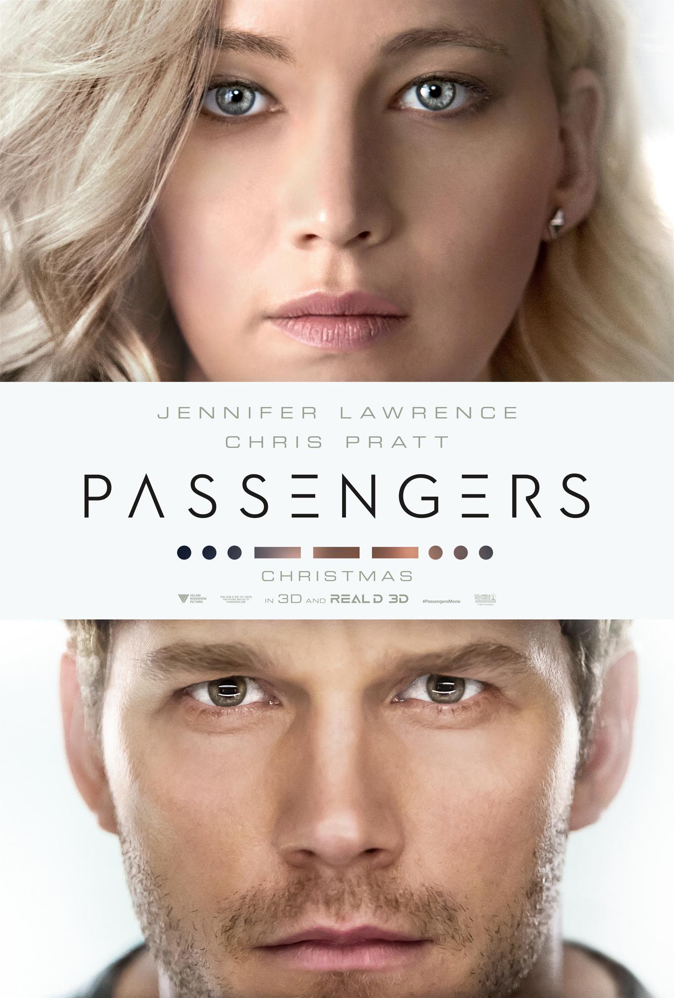 Passengers kapak