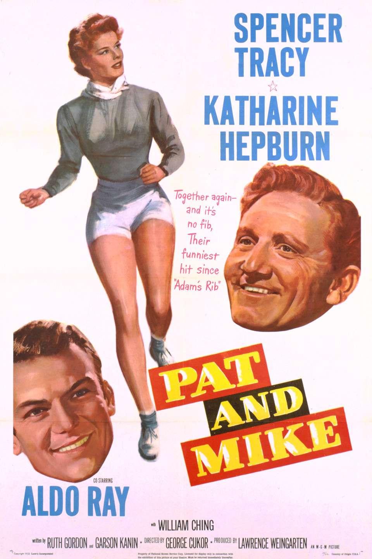Pat and Mike kapak