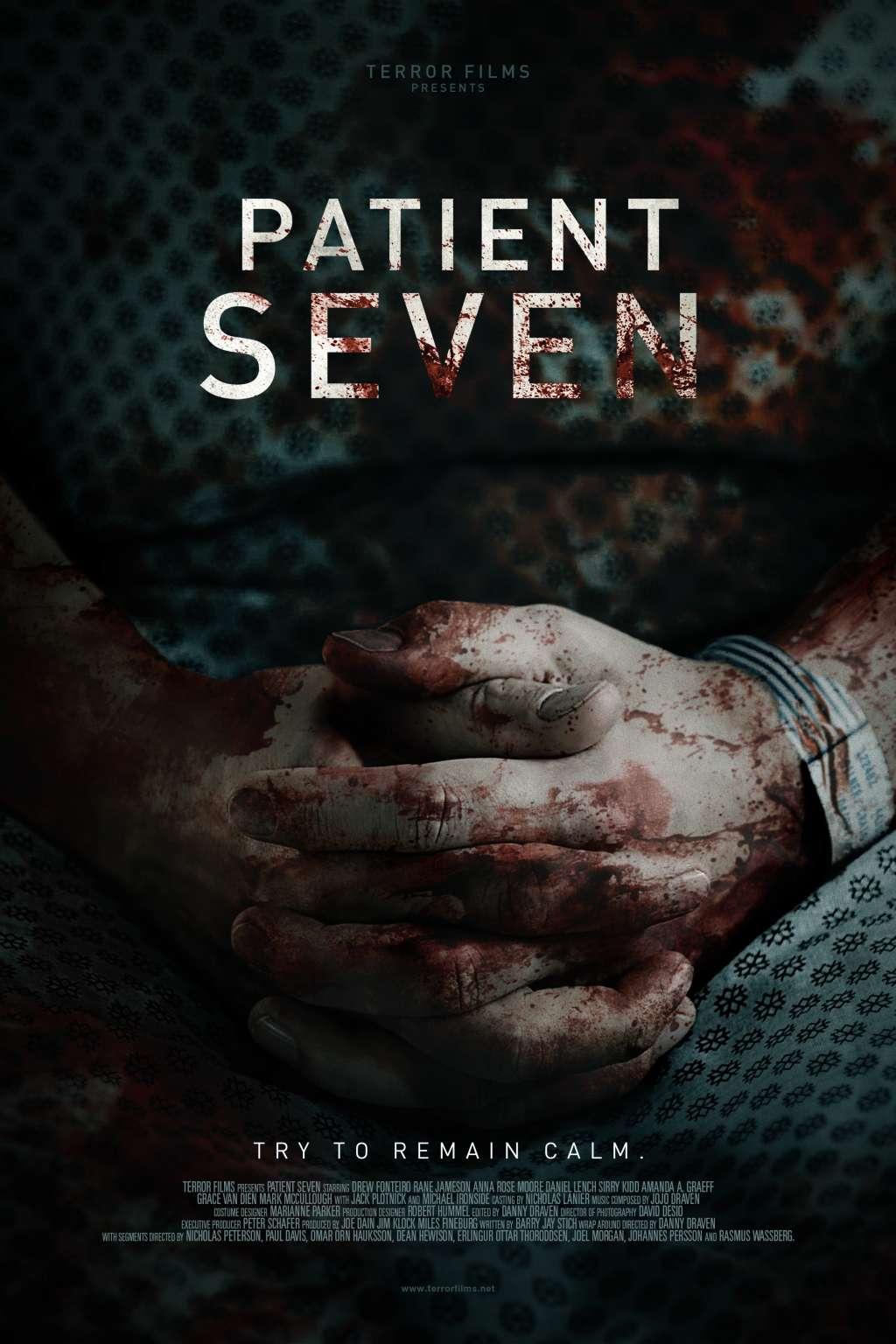 Patient Seven kapak