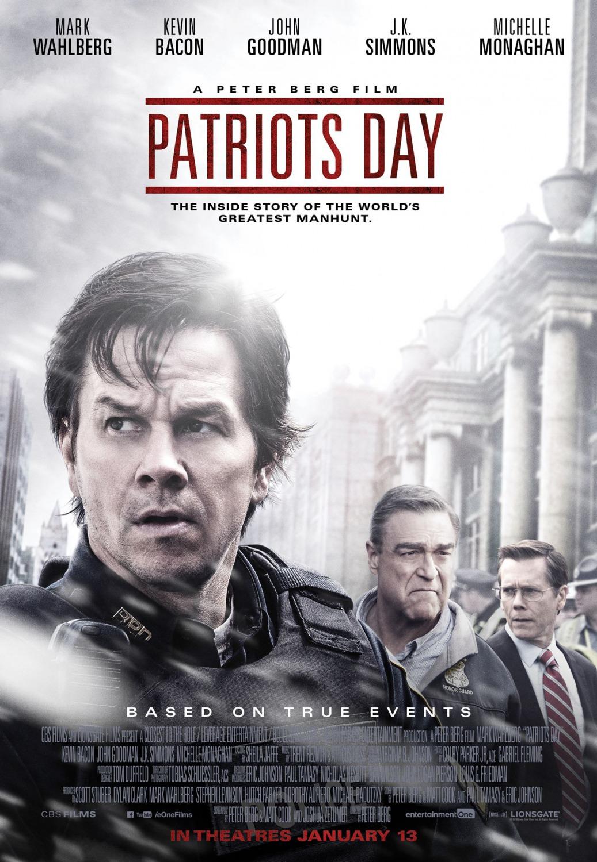 Patriots Day kapak