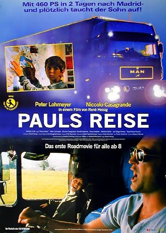 Pauls Reise kapak