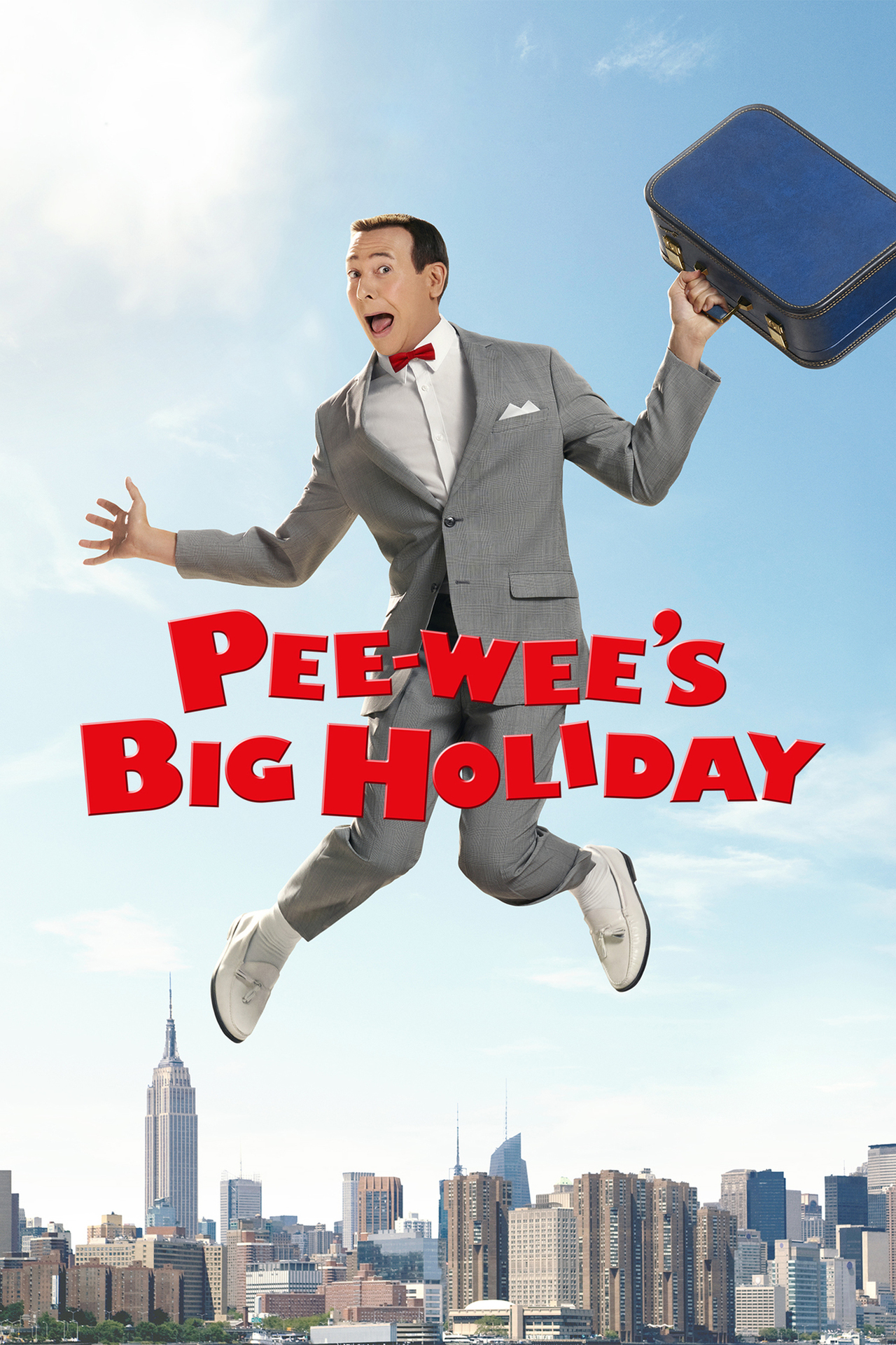 Pee-wee's Big Holiday kapak