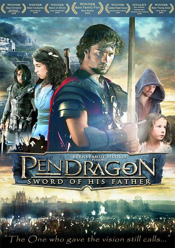 Pendragon: Sword of His Father kapak