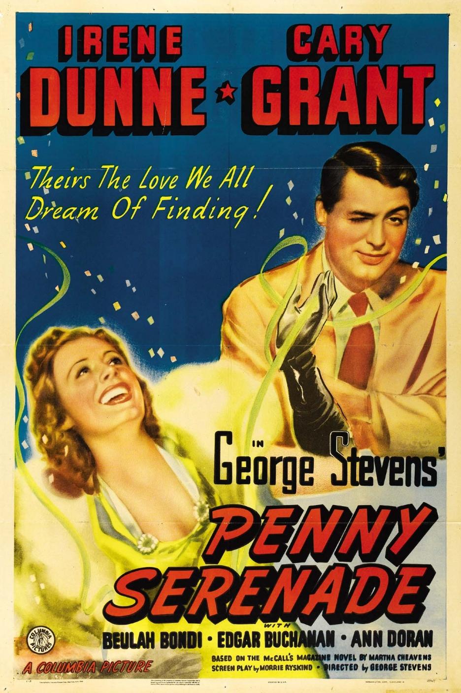 Penny Serenade kapak