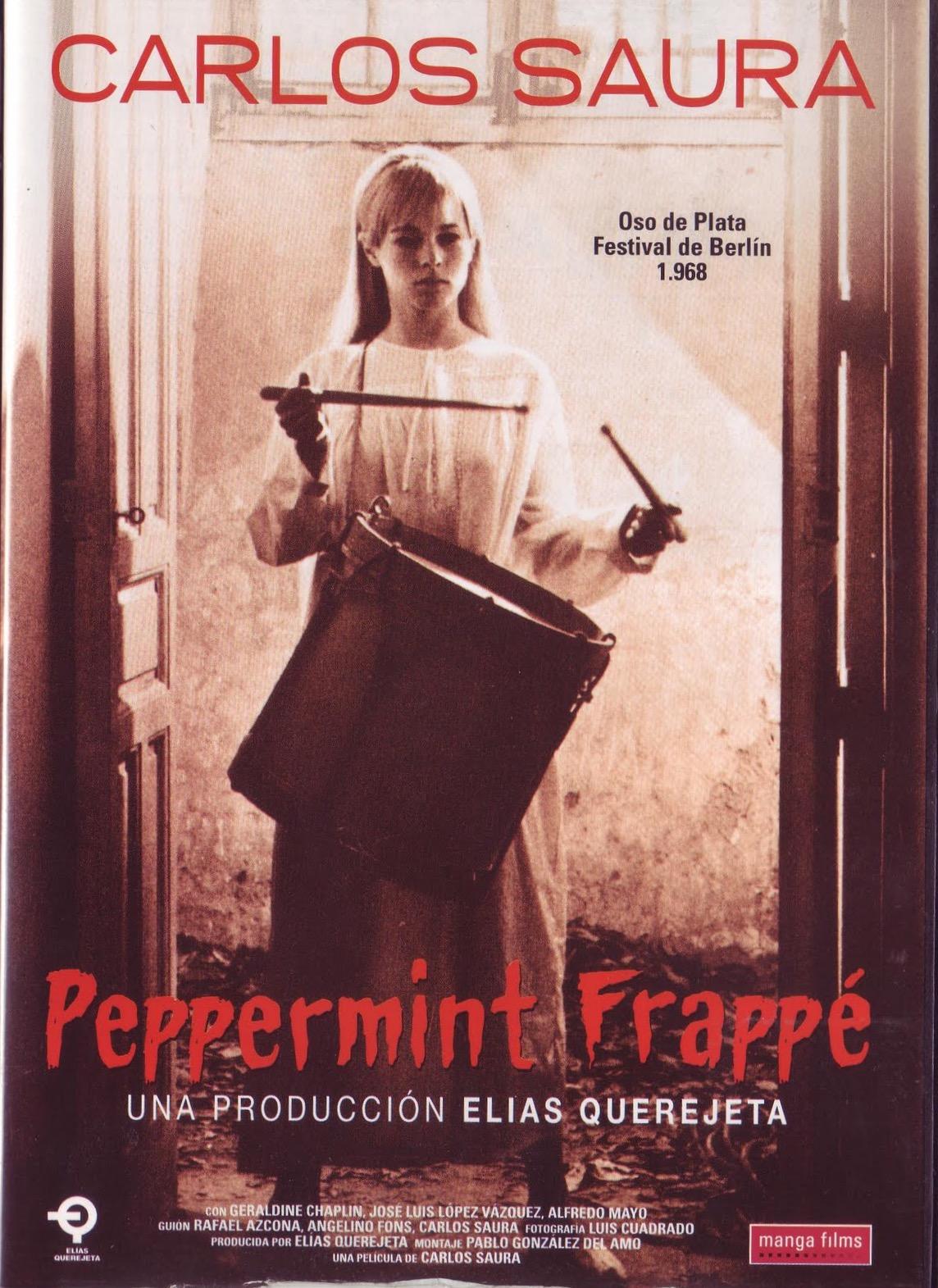 Peppermint Frappé kapak