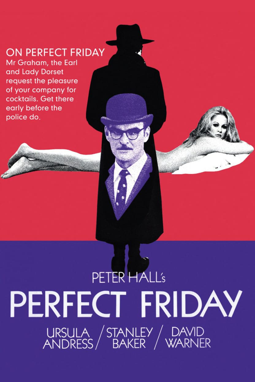 Perfect Friday kapak