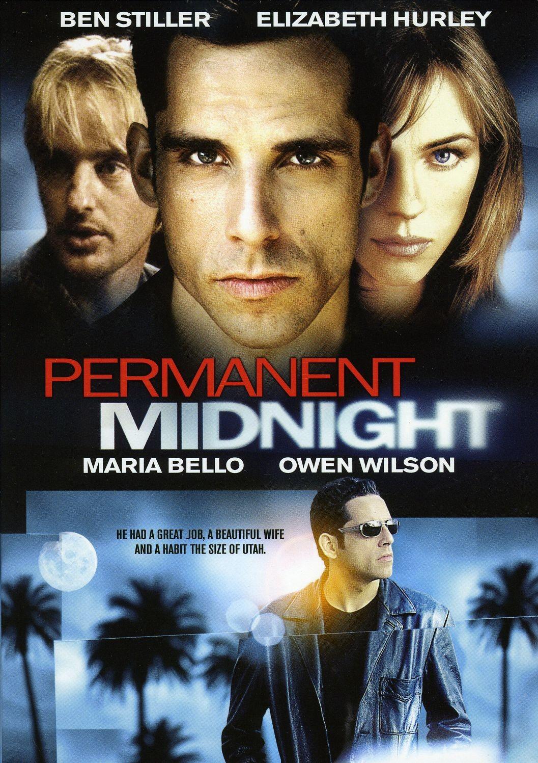 Permanent Midnight kapak