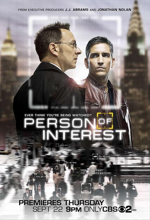 Person of Interest kapak