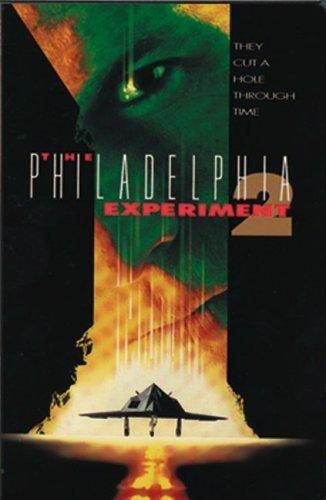 Philadelphia Experiment II kapak