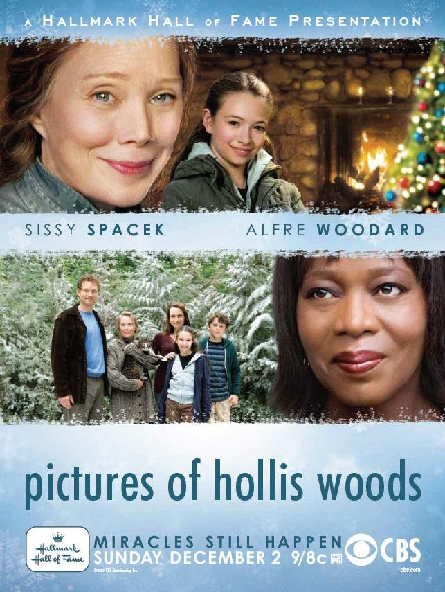 Pictures of Hollis Woods kapak