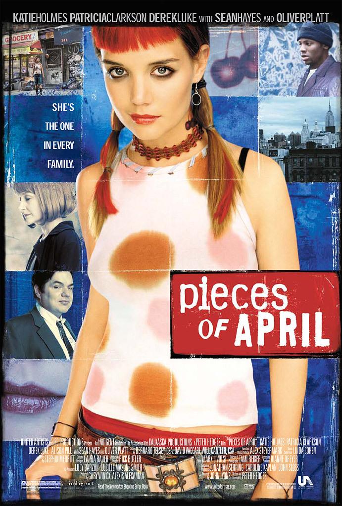 Pieces of April kapak