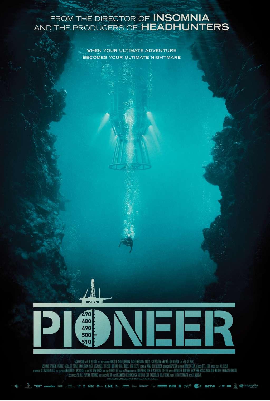 Pioneer kapak