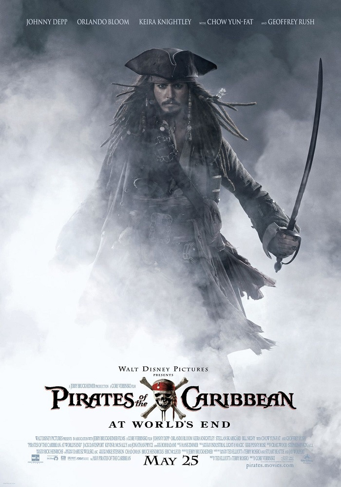 Pirates of the Caribbean: At World's End kapak