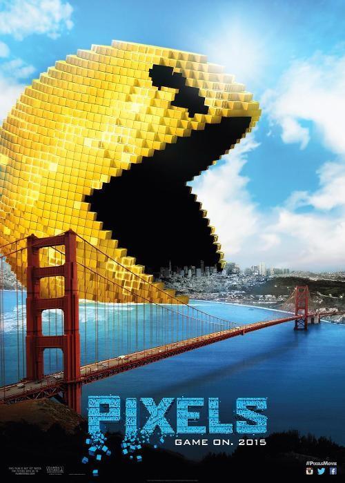 Pixels kapak