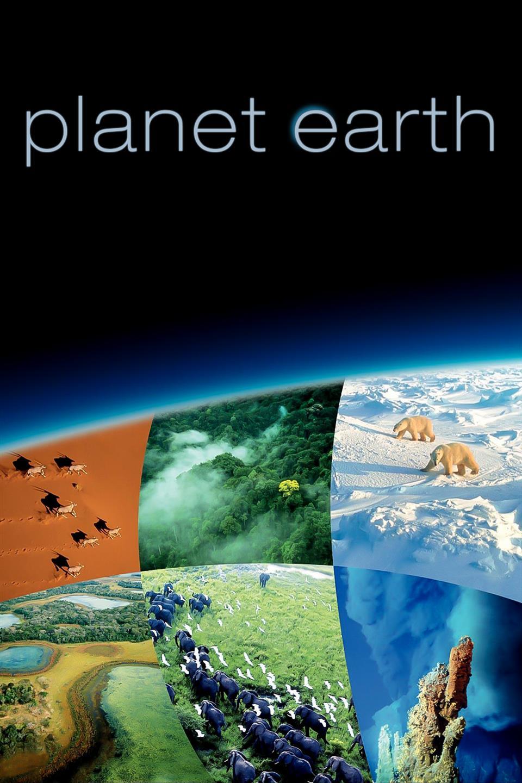 Planet Earth kapak