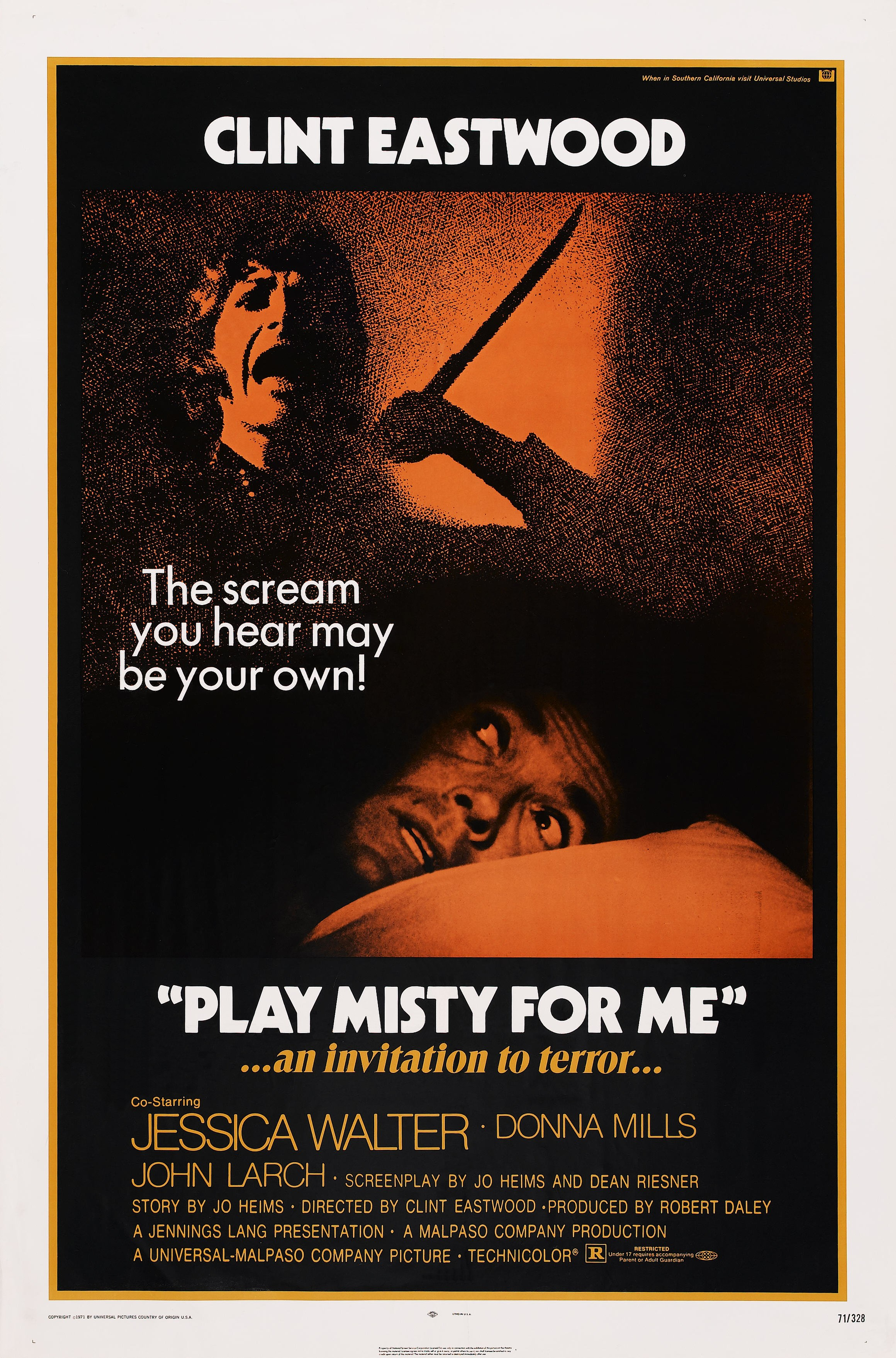 Play Misty for Me kapak