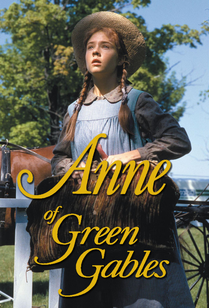 Anne of Green Gables kapak