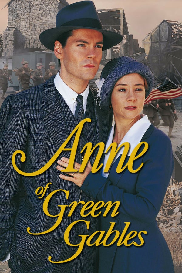 Anne of Green Gables: The Continuing Story kapak